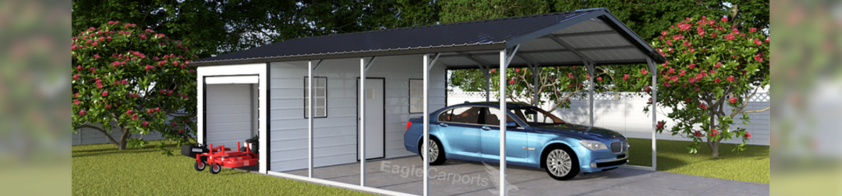 Portable Buildings Jackson MS - Metal carports & portable ...